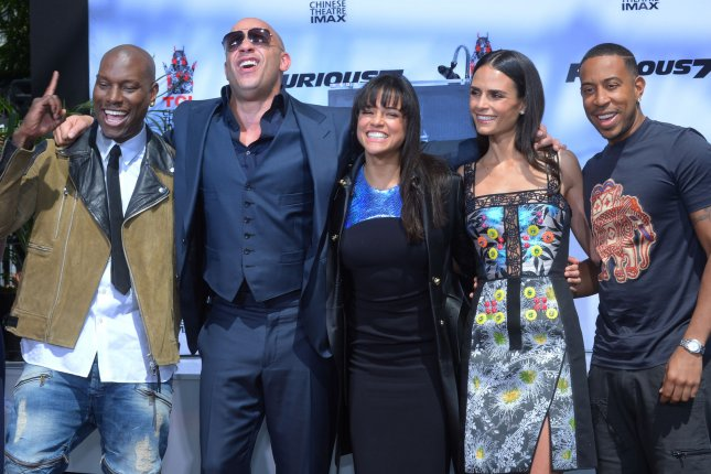 Fast and the furious 8 release date in Sydney