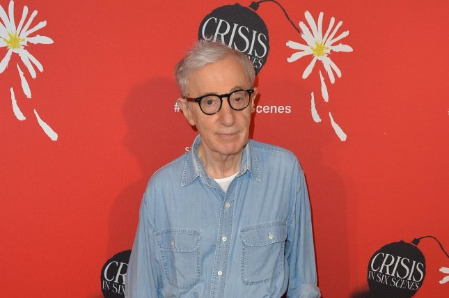 Woody Allen arrives at 'The Crisis in Six Scenes' premiere at The Crosby Street Hotel in New York City on September 15, 2016. Amazon Studios released the first trailer for Allen's upcoming film Wonder Wheel.  Photo by Andrea Hanks/UPI
