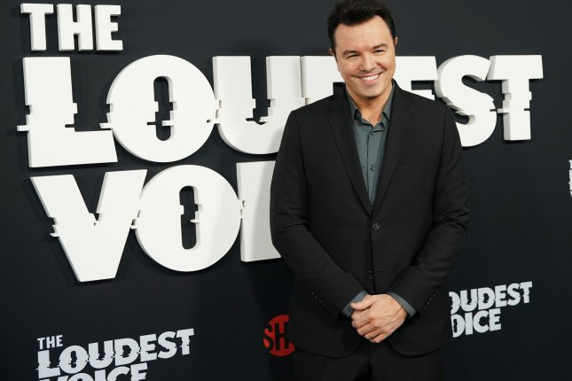 Actor-writer Seth MacFarlane's show The Orville is moving to Hulu for Season 3. File Photo by John Angelillo/UPI