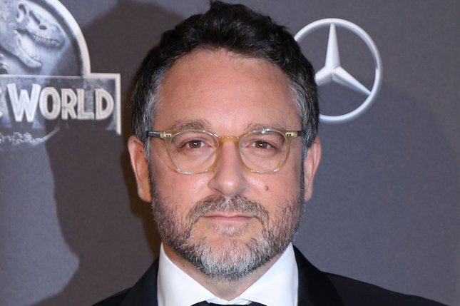 Colin Trevorrow announced he finished filming Jurassic World: Dominion on Tuesday. File Photo by David Silpa/UPI