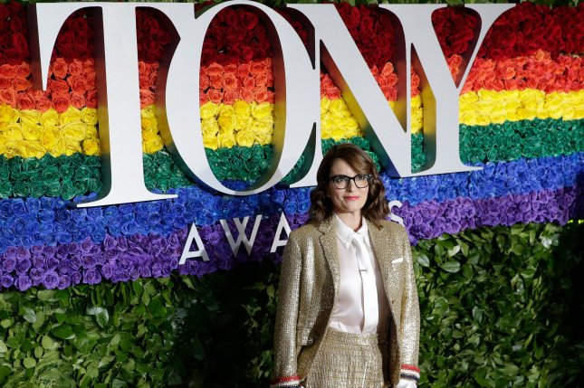 Tina Fey's musical Mean Girls will not reopen on Broadway after the COVID-19 pandemic.File Photo by John Angelillo/UPI