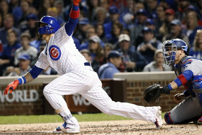 Chicago Cubs edge Los Angeles Dodgers in Game 4 of NLCS