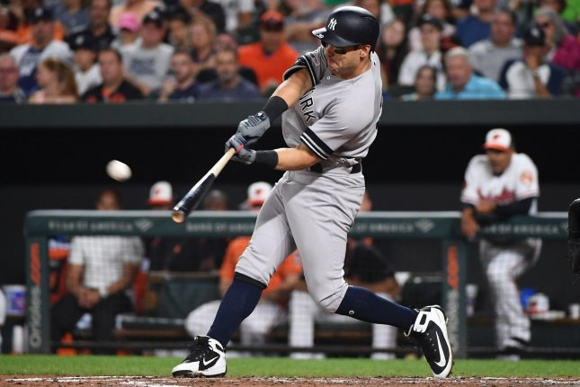 Yankees hit 5 HRs, rip Orioles 14-2 for 8th straight win
