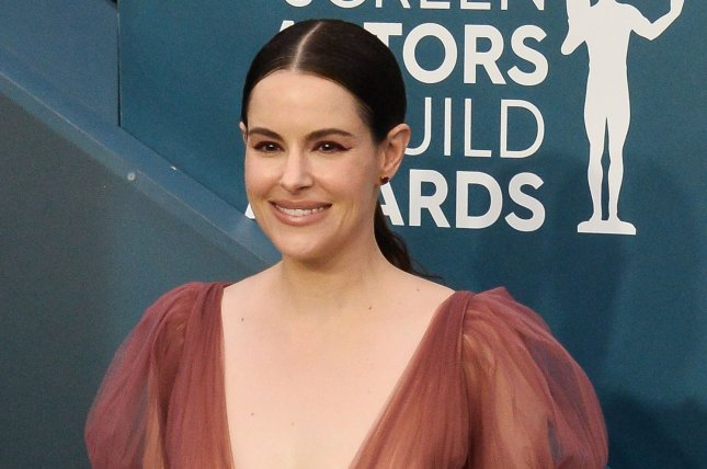 Emily Hampshire will star with Adrien Brody in Chapelwaite, an Epix series based on Stephen King's short story Jerusalem's Lot. File Photo by Jim Ruymen/UPI