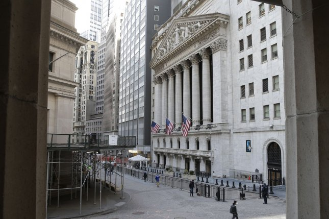 The S&P 500 and Nasdaq Composite both hit record highs on Thursday. FilePhoto by John Angelillo/UPI