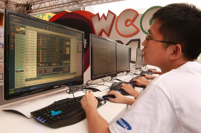 Chinese Internet users must register their real identities, a new requirement by the government. File Photo by Stephen Shaver/UPI