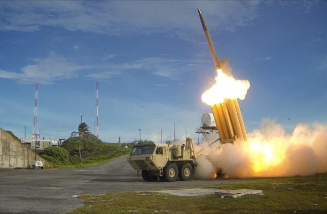 USA  says missile defense system successfully intercepts projectile during test