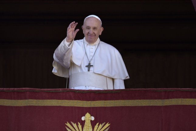 Pope Francis said giving up the verbal violence of the Internet and TV will allow Catholics to be open to the word of God. File Photo by Stefano Spaziani/UPI