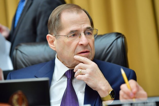 Chairman of the House judiciary committee, Jerry Nadler led a Democratic push to subpoena the Mueller report. Photo by Kevin Dietsch/UPI