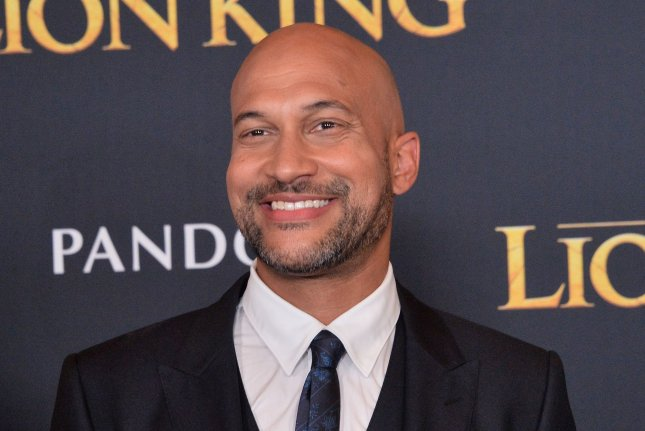 Keegan-Michael Key will host Game On, a remake of James Corden's game show A League of Their Own, featuring Venus Williams and Rob Gronkowski. File Photo by Jim Ruymen/UPI
