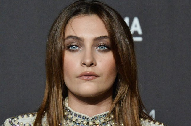 Paris Jackson and Gabriel Glenn, who perform as the folk music duo The Sunflowers, have broken up after two years of dating. File Photo by Jim Ruymen/UPI