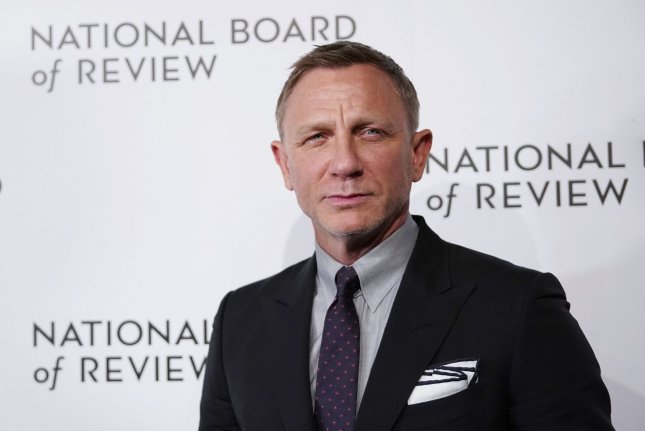 Daniel Craig is mourning the loss of his James Bond predecessor Sean Connery, who died Saturday. File Photo by John Angelillo/UPI