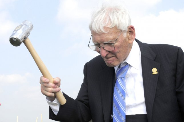 Dan Rooney, former U.S. Ambassador and Chairman of the Pittsburgh Steelers, died Thursday. File photo by Archie Carpenter/UPI.