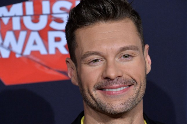 Ryan Seacrest attends the iHeartRadio Music Awards at The Forum in Inglewood on March 5. His former show American Idol is returning to television in 2018, but it is unclear whether he will return to host it. File Photo by Jim Ruymen/UPI