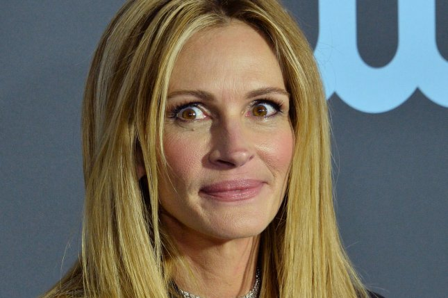 Julia Roberts will be honored with a star on the Hollywood Walk of Fame in 2020. File Photo by Jim Ruymen/UPI