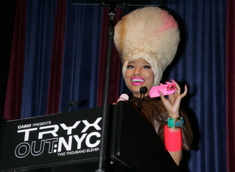 Minaj to tour with Britney Spears