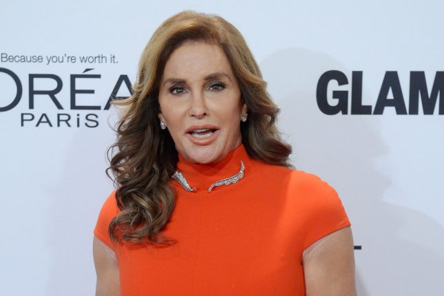 Caitlyn Jenner at the Glamour Women of the Year Awards on November 14. File Photo by Jim Ruymen/UPI