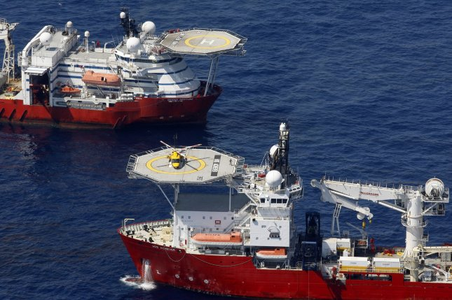 Shell has sold interests offshore Norway to Norwegian energy producer OKEA. File Photo A.J. Sisco/UPI