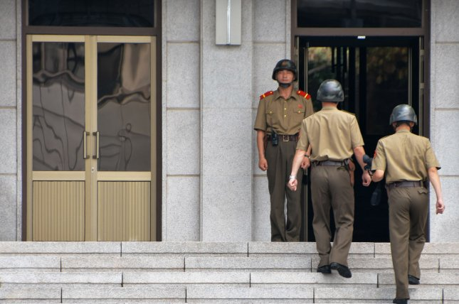 """South Korea's top diplomat said North Korea committed """"minor violations"""" after a 2020 shooting incident at the Korean demilitarized zone. File Photo by Photo by Keizo Mori/UPI"""