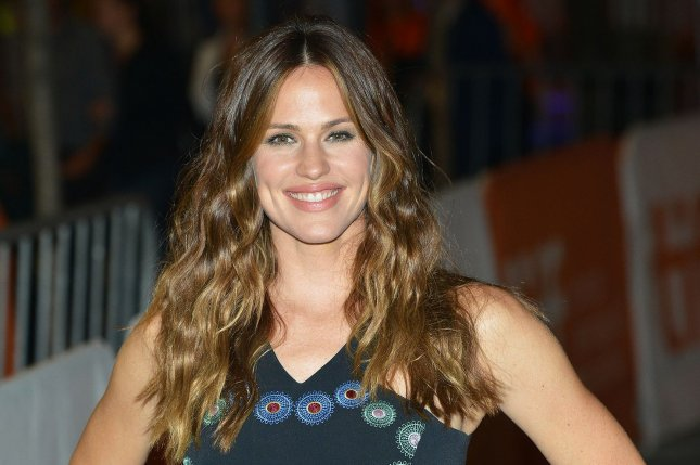 Jennifer Garner shared an Instagram video Tuesday while prepping for her movie Peppermint. File Photo by Christine Chew/UPI