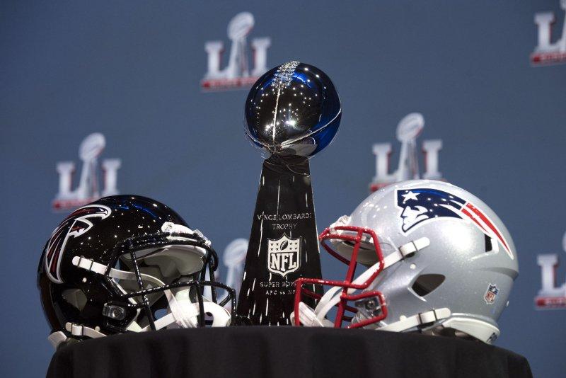 Resultado de imagem para falcons vs patriots super bowl