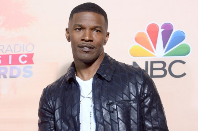 Jamie Foxx attends the iHeartRadio Music Awards on March 29, 2015. The actor appeared to go public with his romance with Katie Holmes on Monday. File Photo by Jim Ruymen/UPI