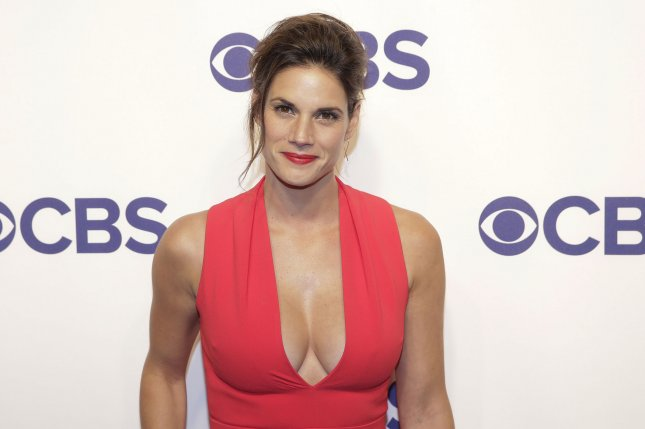 Missy Peregrym tied the knot with Tom Oakley at an intimate wedding Sunday. File Photo by John Angelillo/UPI