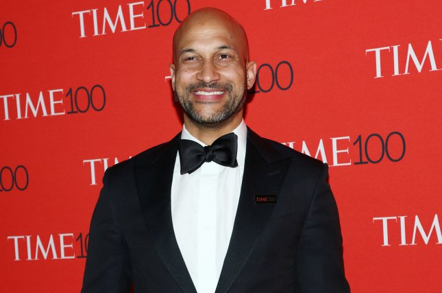 Comedian Keegan-Michael Key has landed a role in the Netflix movie, Jingle Jangle. File Photo by Monika Graff/UPI