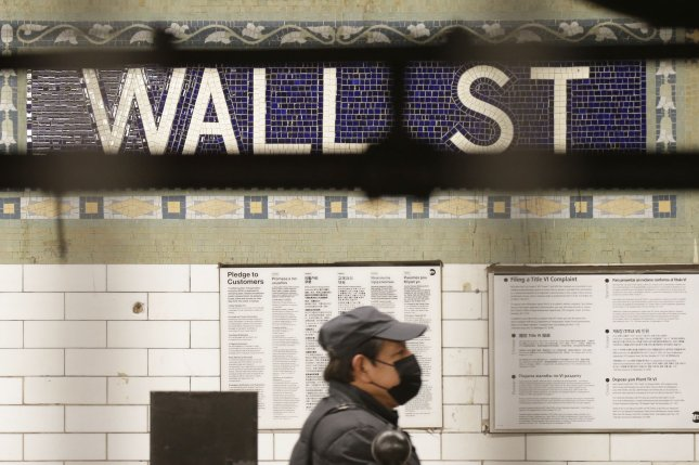 The Dow Jones Industrial Average, S&P 500 and Nasdaq Composite all reached record highs on Thursday, a day after Trump supporters stormed the U.S. Capitol as Congress certified the results of the presidential election. Photo by John Angelillo/UPI