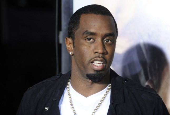Cast member Sean Combs attends the premiere of the film Get Him to the Greek at the Greek Theatre in Los Angeles on May 25, 2010. UPI Photo/ Phil McCarten