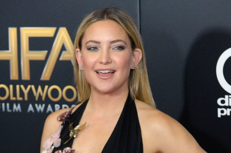 Kate Hudson at the Hollywood Film Awards on Sunday. Photo by Jim Ruymen/UPI