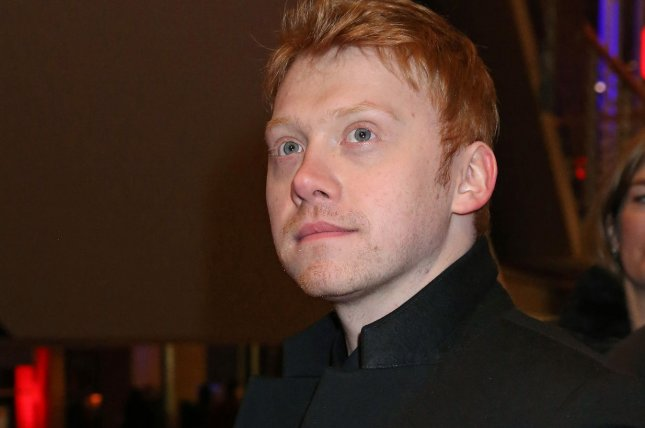 Rupert Grint arrives on the red carpet for the film The Necessary Death of Charlie Countryman during the 63rd Berlinale Film Festival in Berlin on February 9, 2013. The actor will soon be seen in the Crackle series based on the film Snatch. File Photo by David Silpa/UPI