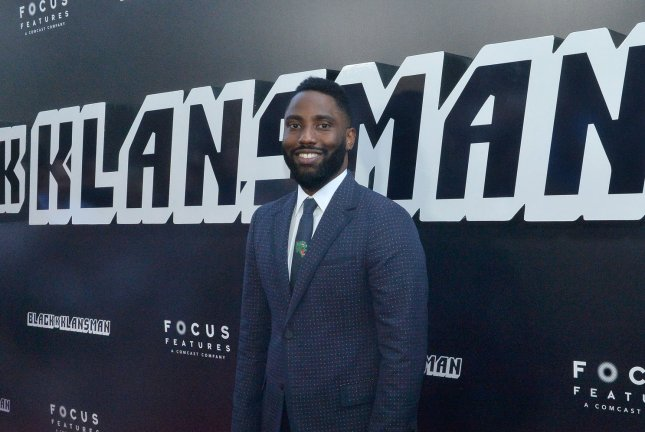Actor John David Washington's Tenet is the No. 1 movie at North American theaters this weekend. File Photo by Jim Ruymen/UPI
