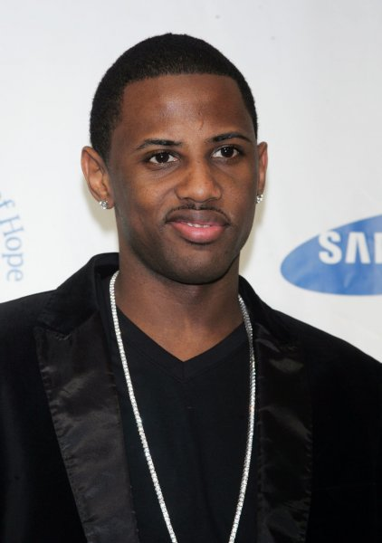 Fabolous arrives for Samsung's 8th Annual Four Seasons of Hope Gala at Cipriani Wall Street in New York on June 16, 2009. (UPI Photo/Laura Cavanaugh)
