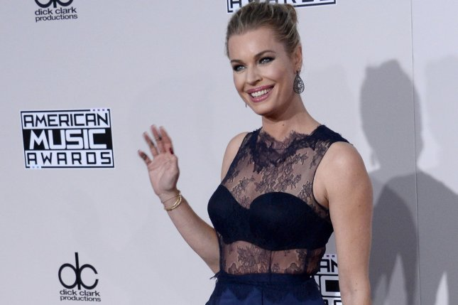 TNT has canceled Rebecca Romijn's TV series The Librarians after four seasons. File Photo by Jim Ruymen/UPI