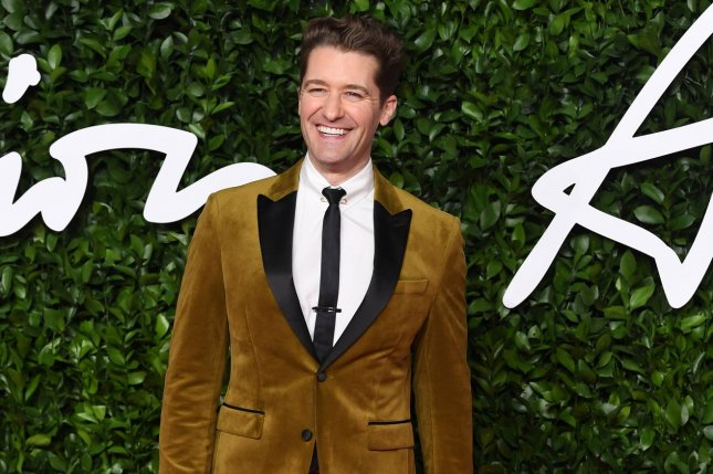 Matthew Morrison has released a new album of Disney classics titled Disney Dreamin'. File Photo by Rune Hellestad/UPI