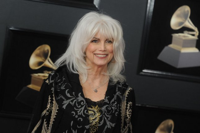 Emmylou Harris arrives on the red carpet at the 60th Annual Grammy Awards ceremony at Madison Square Garden in New York City on January 28, 2018. The singer turns 73 on April 2. File Photo by Dennis Van Tine/UPI