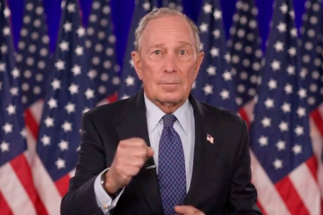 Florida Attorney General Ashley Moody requested a state and federal investigation into efforts by Michael Bloomberg to rais $16 million to pay legal fines and fees allowing felons in the state to vote. File Photo by UPI