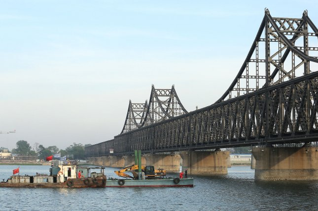 North Korea continues to leave land-based trade routes closed in response to the coronavirus pandemic. File Photo by Stephen Shaver/UPI