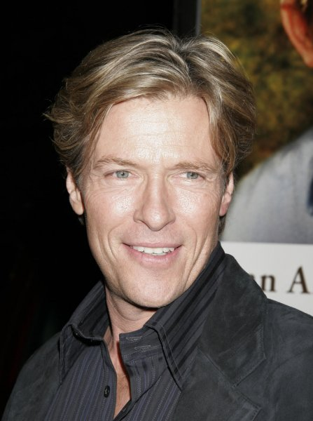 Actor Jack Wagner arrives at the March 3, 2005 Los Angeles premiere of the film, ' The Upside of Anger', at the Mann National Theatre. (UPI Photo/Francis Specker)