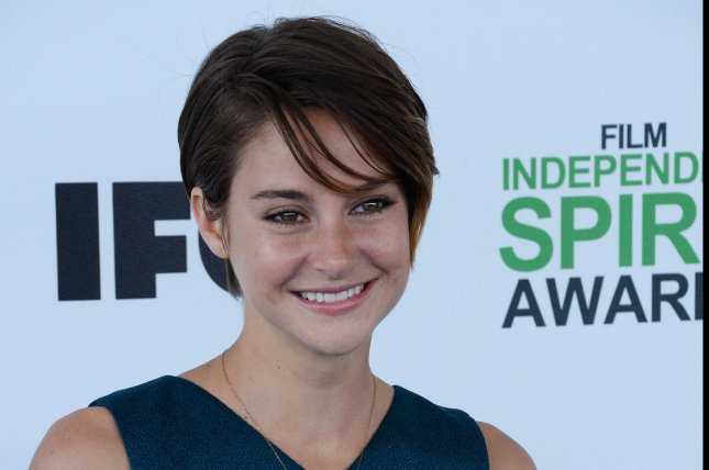 Actress Shailene Woodley attends the 29th annual Film Independent Spirit Awards in Santa Monica, California on March 1, 2014. UPI/Jim Ruymen