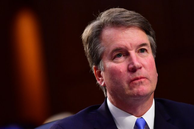 Christine Blasey Ford's deadline to respond to whether she will testify about her sexual assault allegations against Supreme Court Justice nominee Brett M. Kavanaugh has been extended. File Photo by Kevin Dietsch/UPI