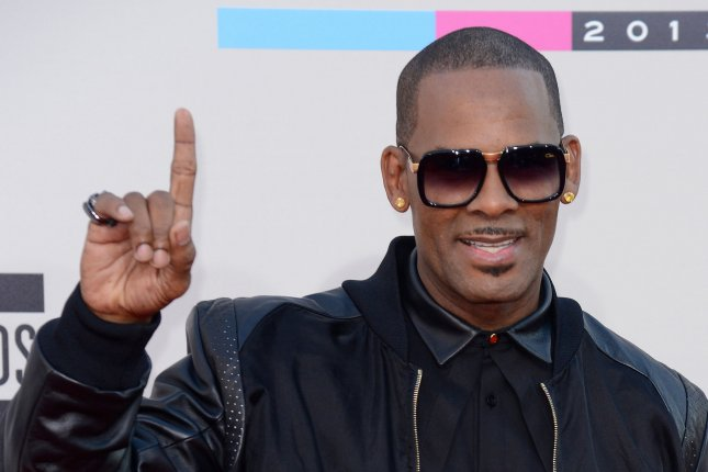 Recording artist R. Kelly was freed from jail this week after a fan paid $100,000 for his bail. File Photo by Phil McCarten/UPI