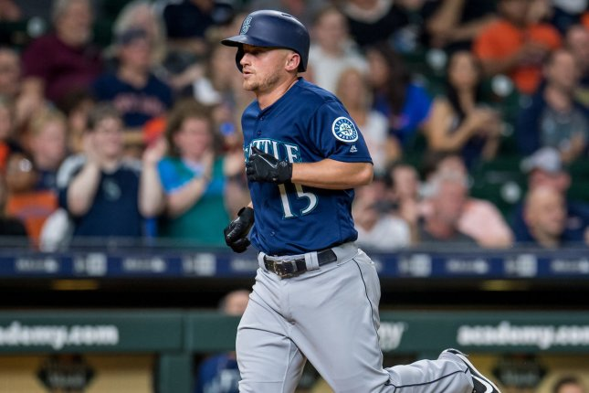 The Seattle Mariners will need to replace third basemen Kyle Seager for the first time since 2012, as he will miss the next few months after hand surgery Tuesday. File Photo by Trask Smith/UPI