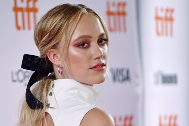 Maika Monroe will star in the psychological thriller Watcher. File Photo by Christine Chew/UPI