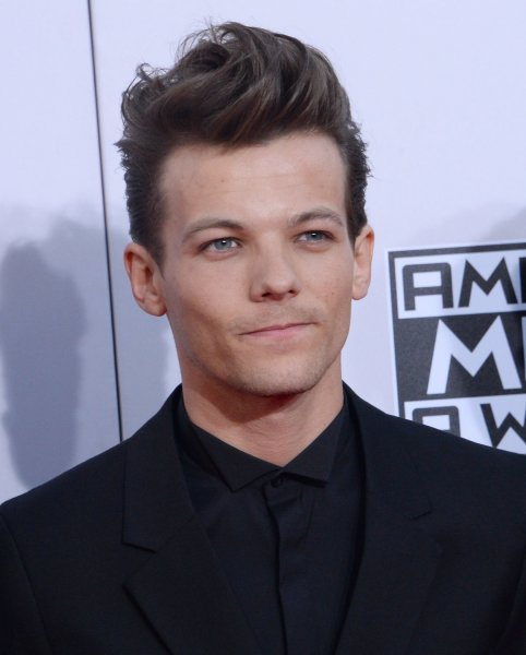 Louis Tomlinson and girlfriend Eleanor Calder broke up earlier this month. File photo by Jim Ruymen/UPI
