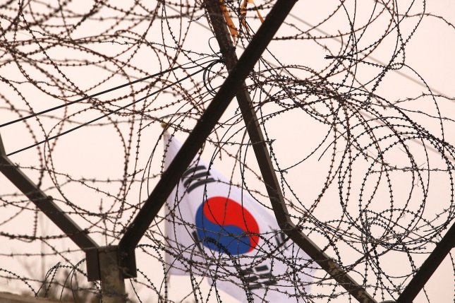 A pro-democracy movement in South Korea marked its 25th anniversary on May 18. The ensuing crackdown on the civic protesters is still the source of much controversy. UPI/Stephen Shaver
