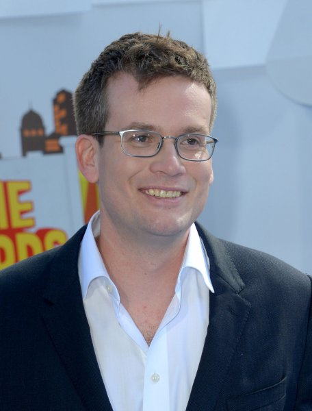 Author John Green. The writer's book Looking for Alaska is being adapted into a limited series at Hulu. File Photo by Jim Ruymen/UPI