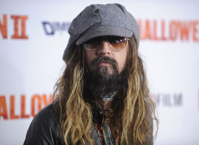 Director Rob Zombie attends the premiere of Halloween II in Los Angeles on August 24, 2009. UPI/ Phil McCarten