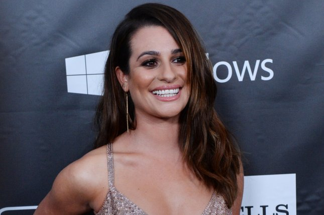 Actress Lea Michele will perform Let It Go from Frozen in the upcoming sixth and final season of Glee. UPI/Jim Ruymen